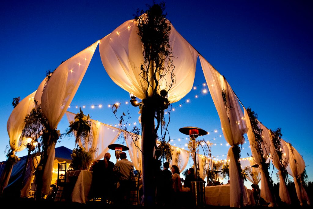 Gorgeous Party Event Display