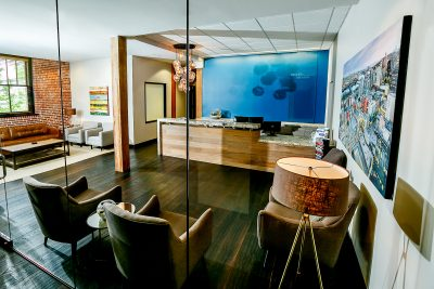 Professional Lawyer Office Space Portland