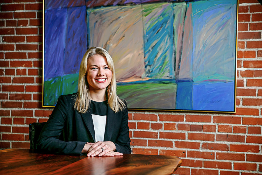 Lawyer Portrait in Portland