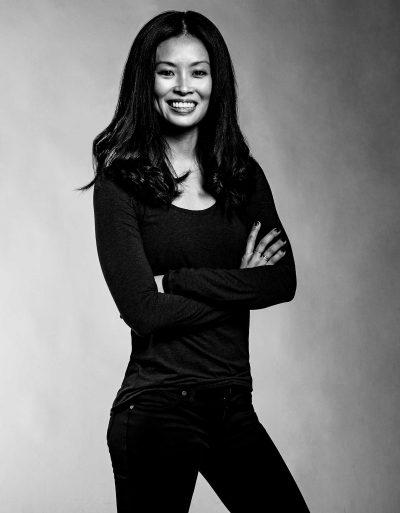 Professional Headshot of Asian Woman