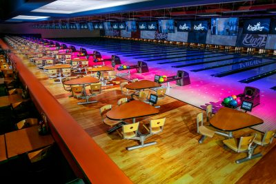Bowling Alley Photography at King Pins in Portland