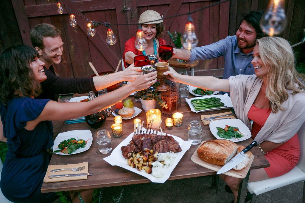 Farm to Table Dinner with Friends