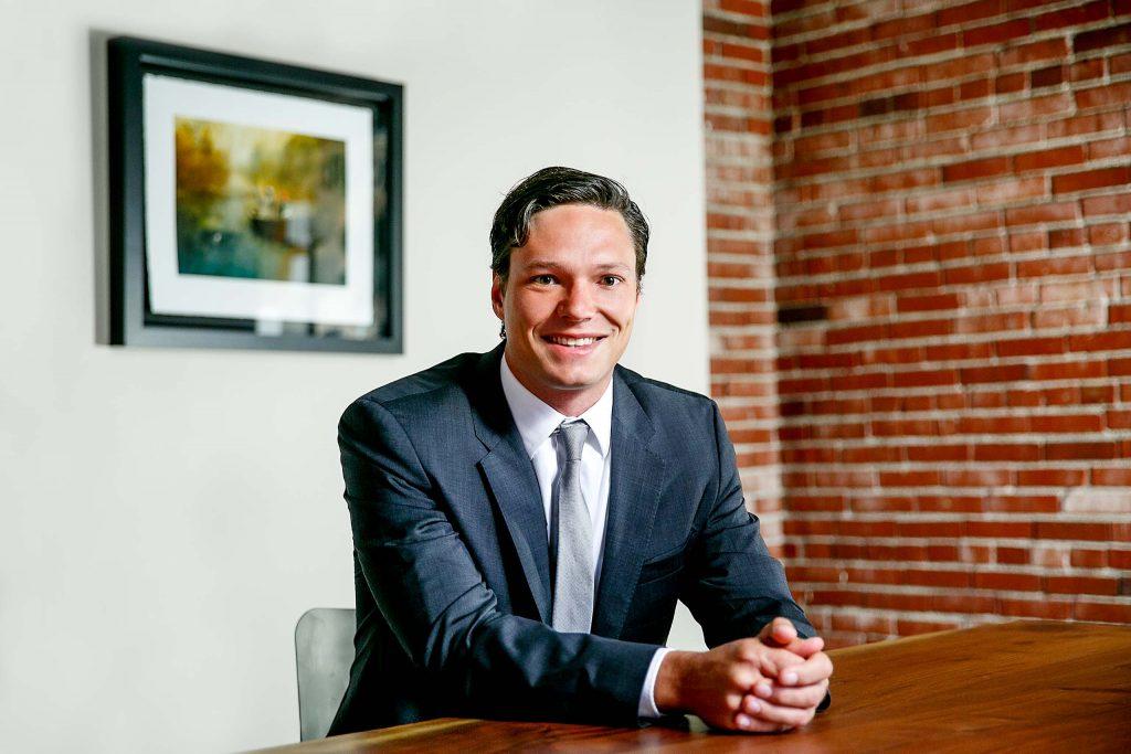 Professional Lawyer Headshot