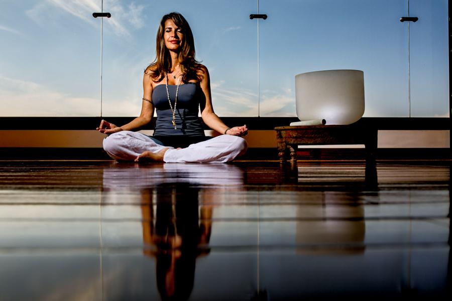 Lisa Goodwin Yoga Instructor at Pura Vida Spa and Retreat in Costa Rica