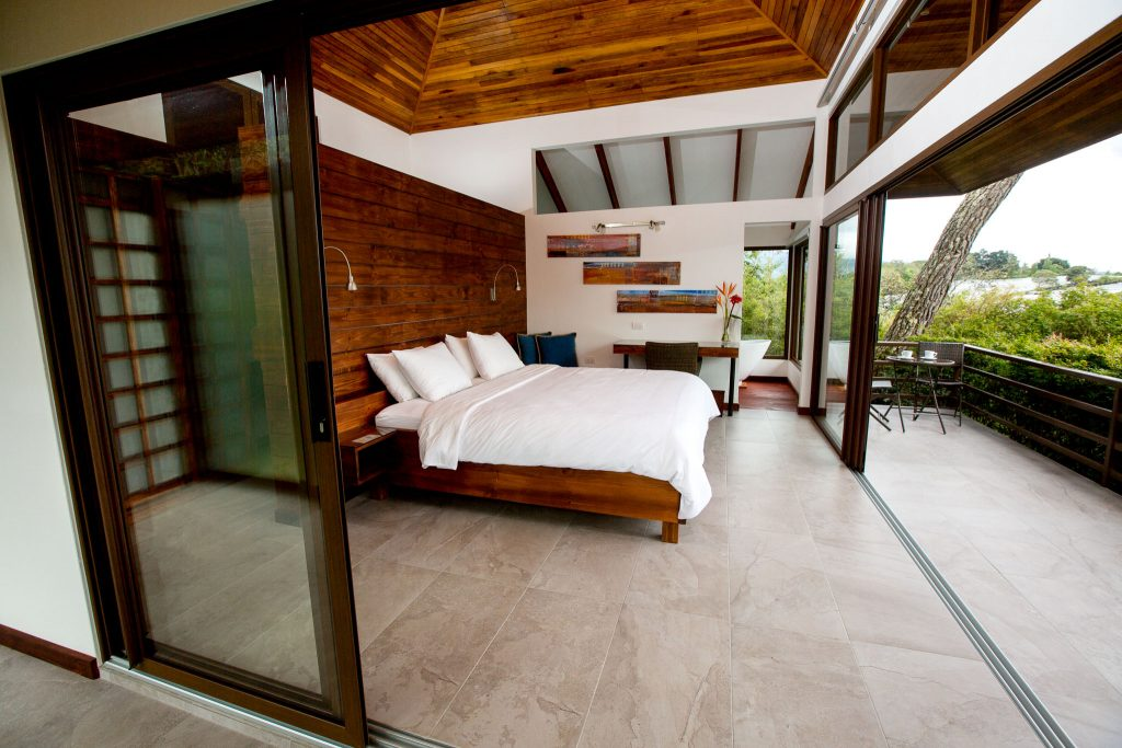 Suite at Pura Vida in Costa Rica Spa and Retreat Center