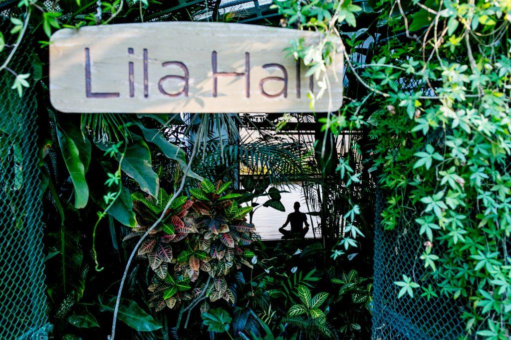 Yoga Lila Hall at Pura Vida Spa and Retreat Center in Costa RIca