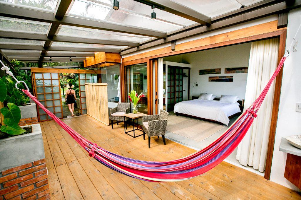 Master Suite Retreat Room at Pura Vida in Costa Rica