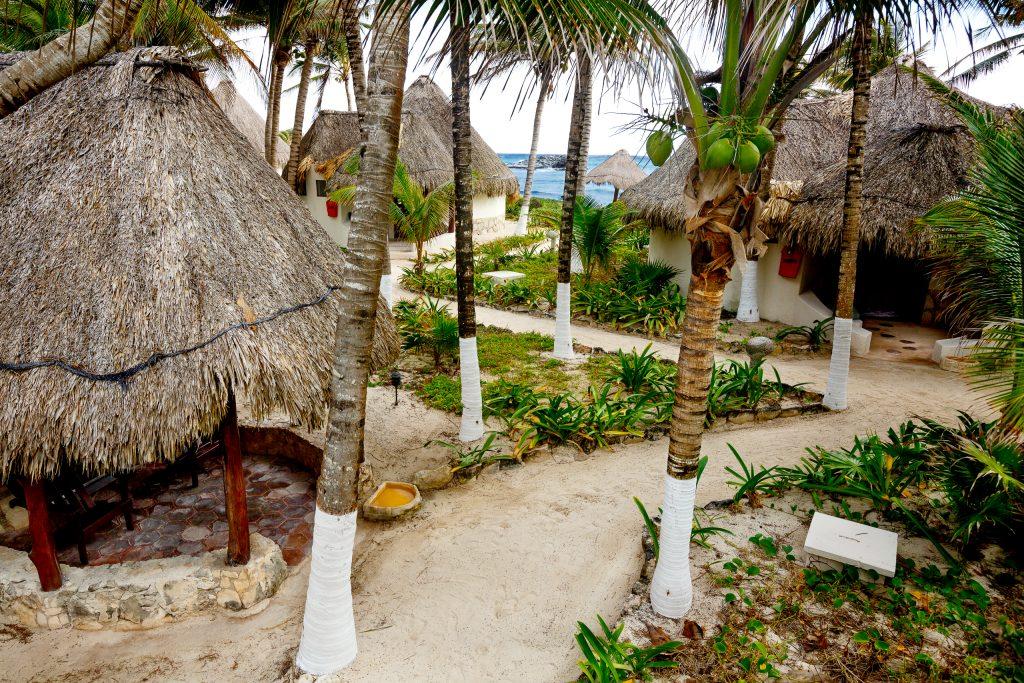 Maya Tulum Spa Retreat Mexico