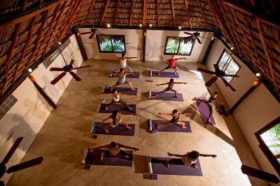 Yoga Maya Tulum Spa Retreat Mexico