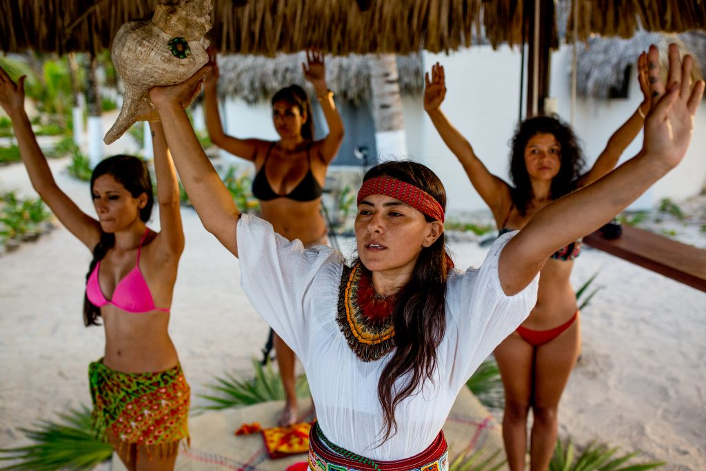 Mayan Ritual Maya Tulum Spa Retreat Mexico
