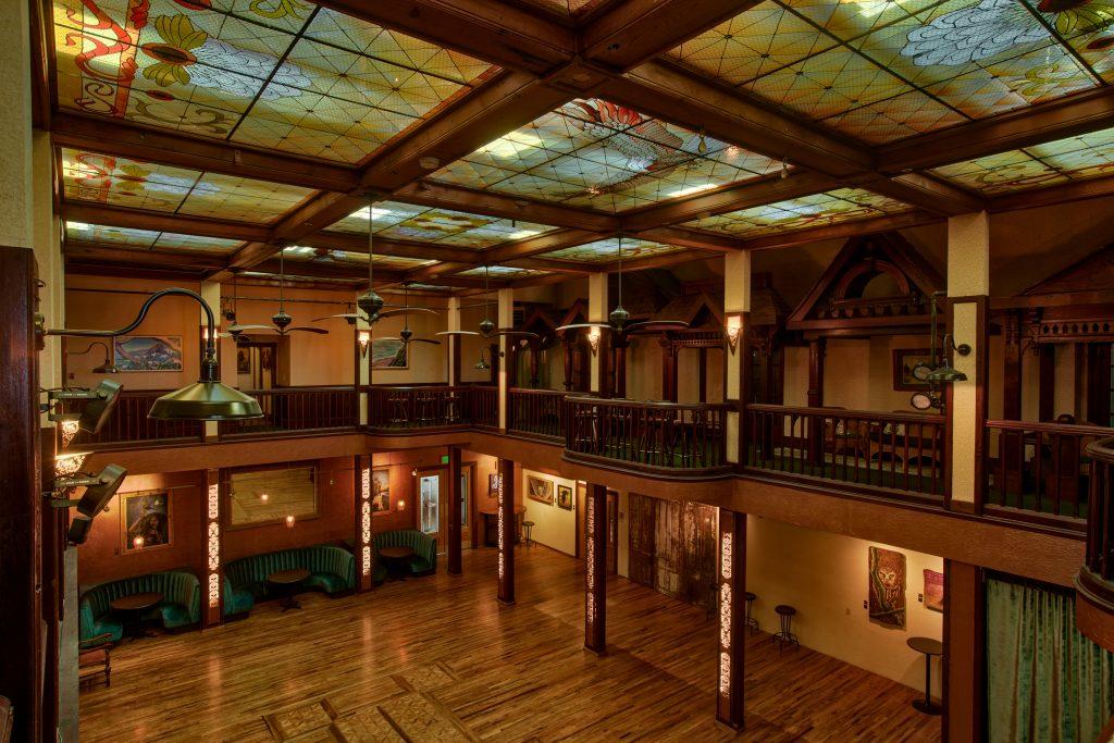 Eagle House Victorian Inn Bed & Breakfast Ballroom Eureka