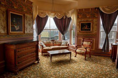 Eagle House Victorian Inn Bed & Breakfast Eugene