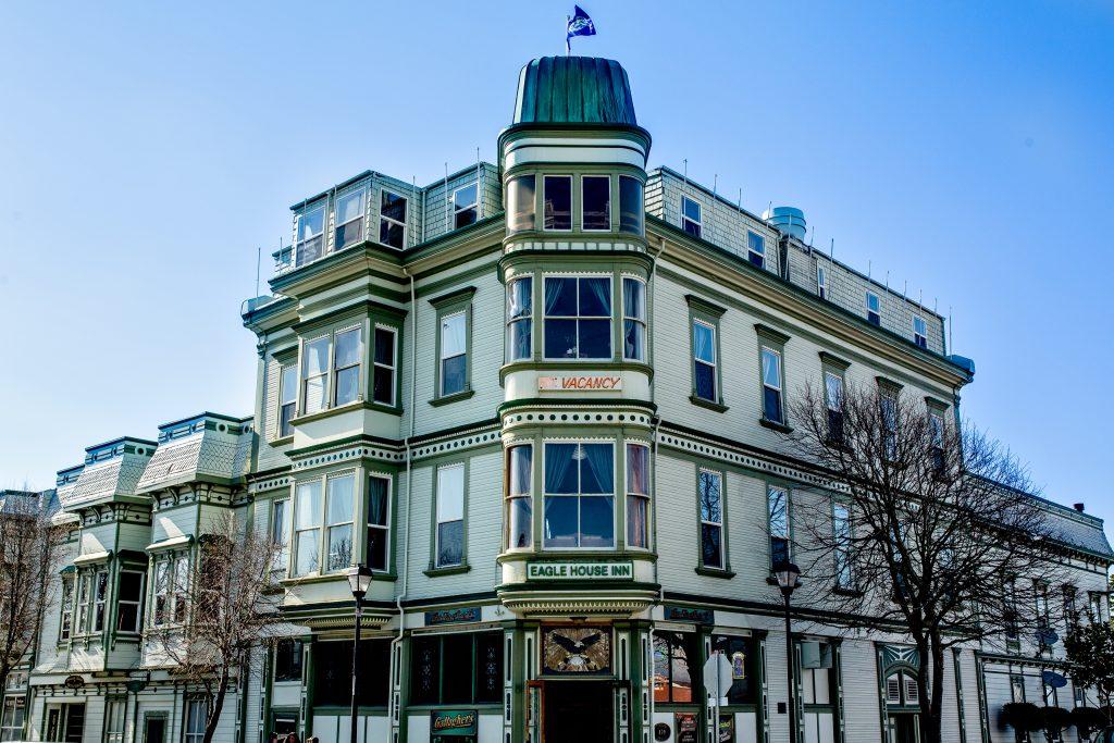 Eagle House Victorian Inn Bed & Breakfast Eureka
