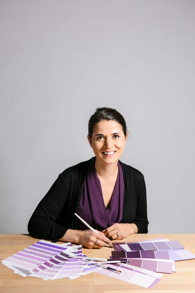 Creative Professional Headshot Portrait