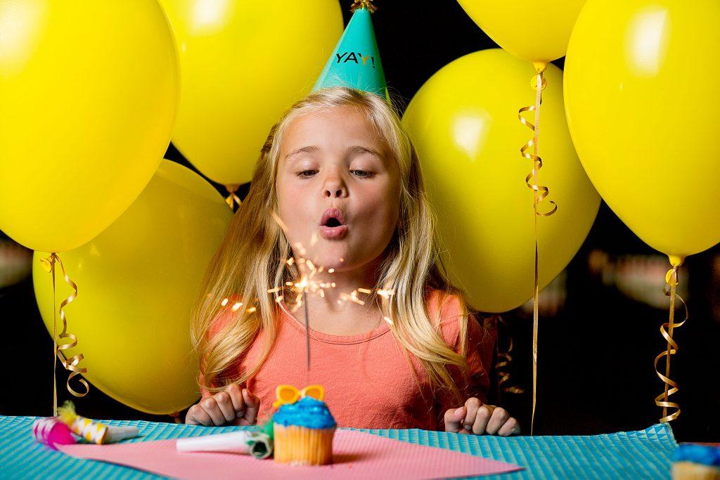 Birthday party at Kingpins in Portland Oregon